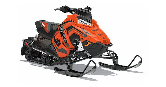 2018 Polaris 800 RUSH PRO-X SnowCheck Select in Cottonwood, Idaho