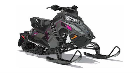 2018 Polaris 800 RUSH PRO-X SnowCheck Select in Calmar, Iowa