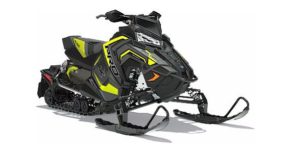 2018 Polaris 800 RUSH PRO-X SnowCheck Select in Kamas, Utah