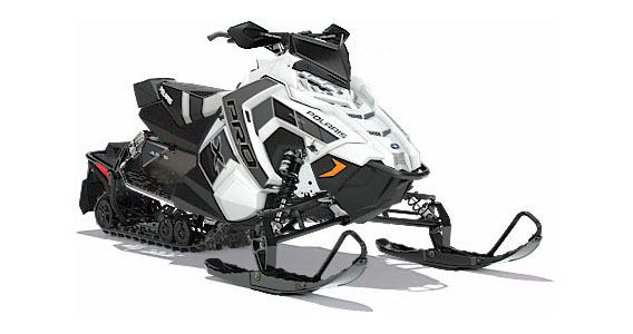 2018 Polaris 800 RUSH PRO-X SnowCheck Select in Hancock, Wisconsin