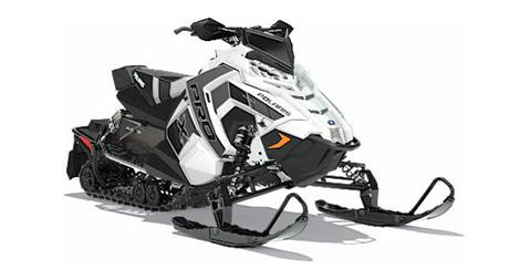 2018 Polaris 800 RUSH PRO-X SnowCheck Select in Monroe, Washington