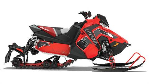 2018 Polaris 800 RUSH PRO-X SnowCheck Select in Ponderay, Idaho