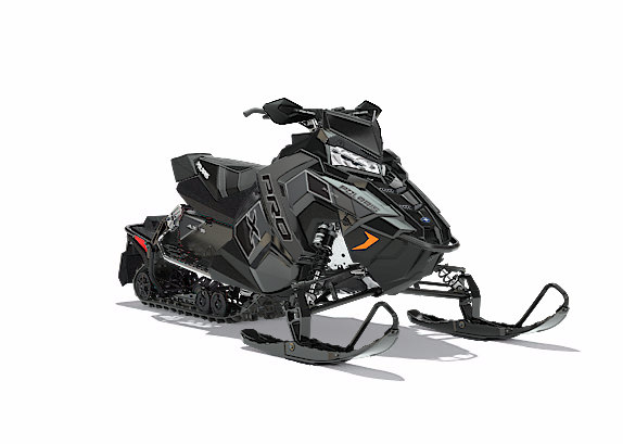 2018 Polaris 800 RUSH PRO-X SnowCheck Select in Center Conway, New Hampshire