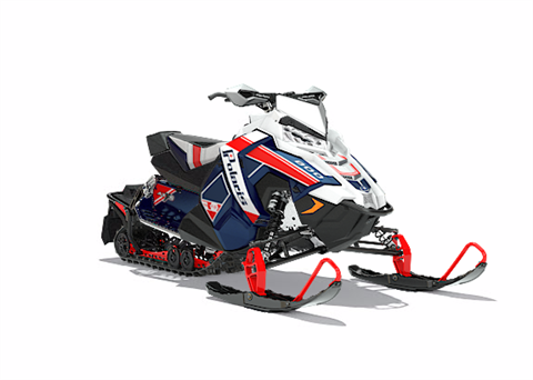 2018 Polaris 800 RUSH PRO-X SnowCheck Select in Kaukauna, Wisconsin