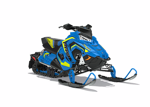 2018 Polaris 800 RUSH PRO-X SnowCheck Select in Baldwin, Michigan