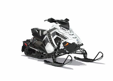 2018 Polaris 800 RUSH PRO-X SnowCheck Select in Chippewa Falls, Wisconsin