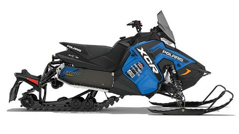 2018 Polaris 800 RUSH XCR SnowCheck Select in Ponderay, Idaho