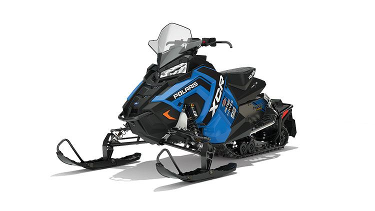 2018 Polaris 800 RUSH XCR SnowCheck Select in Troy, New York