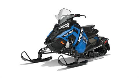 2018 Polaris 800 RUSH XCR SnowCheck Select in Baldwin, Michigan