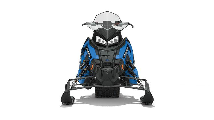 2018 Polaris 800 RUSH XCR SnowCheck Select in Wisconsin Rapids, Wisconsin