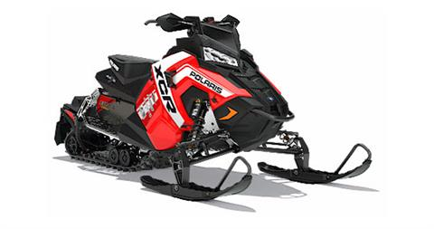 2018 Polaris 800 RUSH XCR SnowCheck Select in Calmar, Iowa