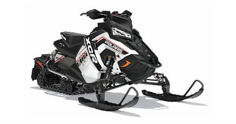 2018 Polaris 800 RUSH XCR SnowCheck Select in Hillman, Michigan