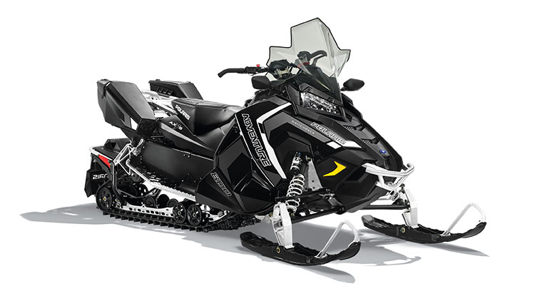 2018 Polaris 800 Switchback Adventure 137 ES in Ironwood, Michigan