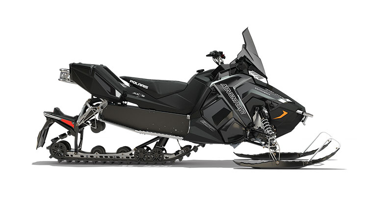 2018 Polaris 800 Switchback Adventure 137 ES in Mio, Michigan