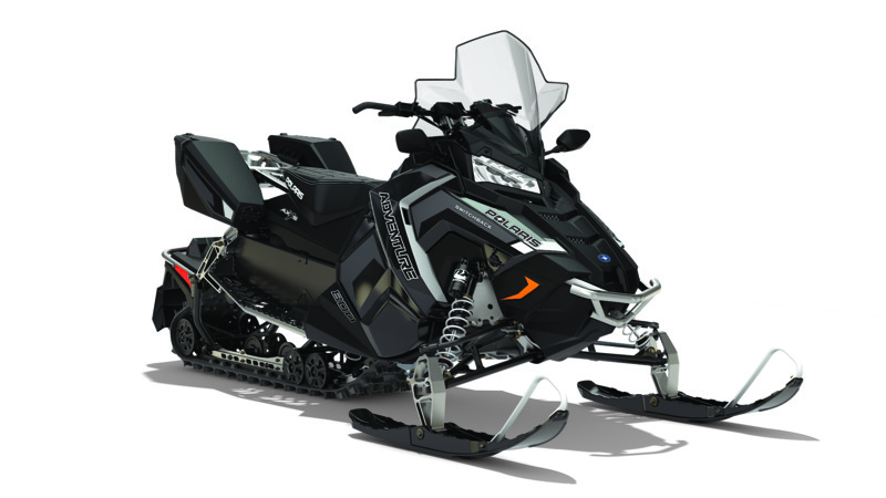 2018 Polaris 800 Switchback Adventure 137 ES in Three Lakes, Wisconsin