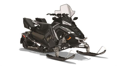 2018 Polaris 800 Switchback Adventure 137 ES in Hancock, Wisconsin