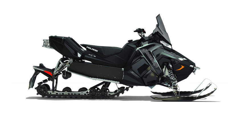 2018 Polaris 800 Switchback Adventure 137 ES in Elkhorn, Wisconsin