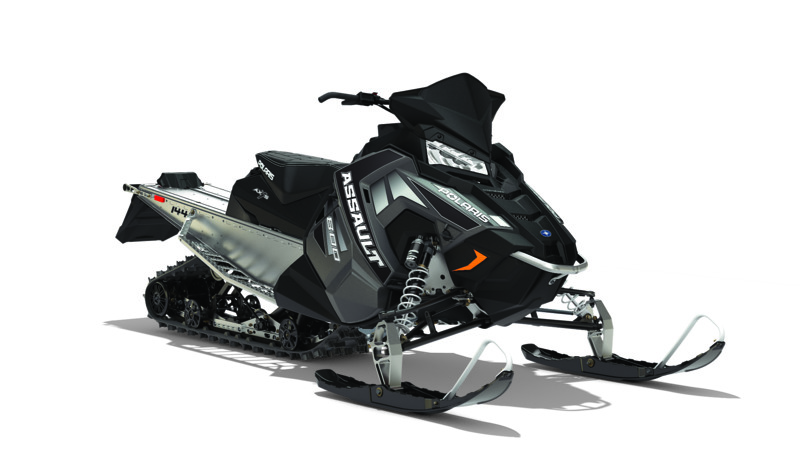 2018 Polaris 800 Switchback Assault 144 in Waterbury, Connecticut