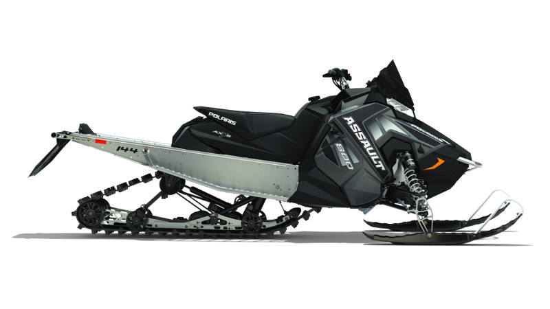 2018 Polaris 800 Switchback Assault 144 ES in Waterbury, Connecticut