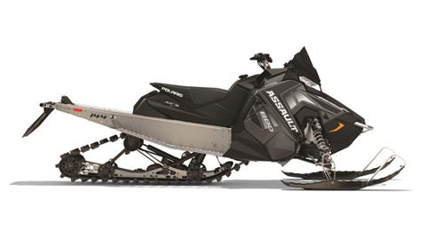 2018 Polaris 800 Switchback Assault 144 ES in Dimondale, Michigan