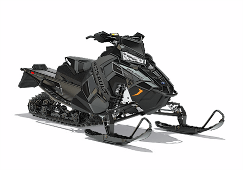 2018 Polaris 800 Switchback Assault 144 SnowCheck Select in Union Grove, Wisconsin