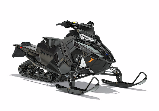 2018 Polaris 800 Switchback Assault 144 SnowCheck Select in Hancock, Wisconsin