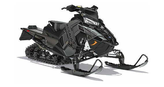 2018 Polaris 800 Switchback Assault 144 SnowCheck Select in Greenland, Michigan
