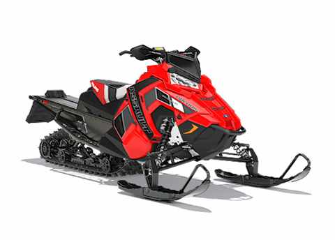 2018 Polaris 800 Switchback Assault 144 SnowCheck Select in Iowa Falls, Iowa