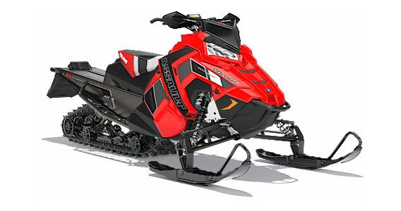 2018 Polaris 800 Switchback Assault 144 SnowCheck Select in Baldwin, Michigan