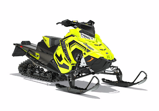 2018 Polaris 800 Switchback Assault 144 SnowCheck Select in Cochranville, Pennsylvania