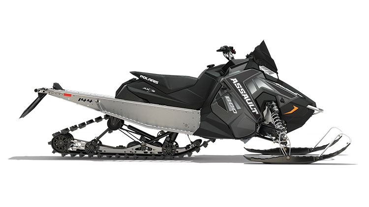 2018 Polaris 800 Switchback Assault 144 SnowCheck Select in Hillman, Michigan