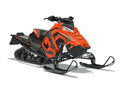 2018 Polaris 800 Switchback Assault 144 SnowCheck Select in Bemidji, Minnesota