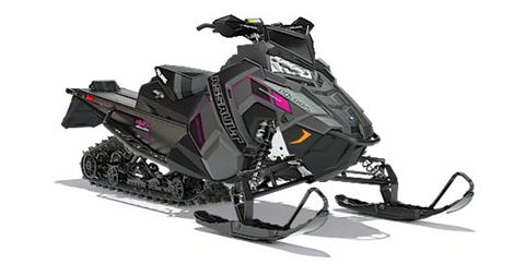2018 Polaris 800 Switchback Assault 144 SnowCheck Select in Munising, Michigan