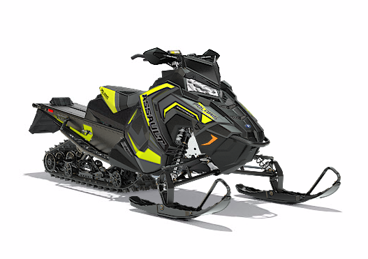 2018 Polaris 800 Switchback Assault 144 SnowCheck Select in Newport, New York