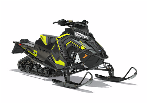 2018 Polaris 800 Switchback Assault 144 SnowCheck Select in Dimondale, Michigan