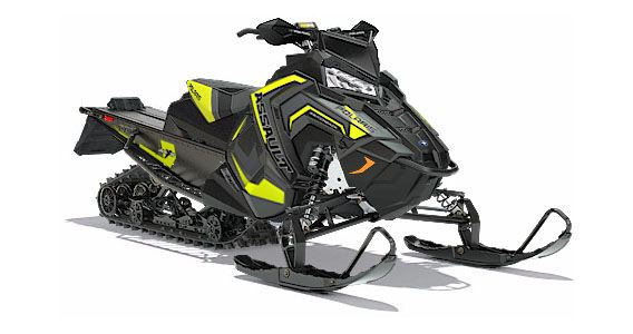 2018 Polaris 800 Switchback Assault 144 SnowCheck Select in Antigo, Wisconsin