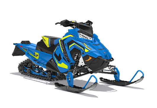 2018 Polaris 800 Switchback Assault 144 SnowCheck Select in Bigfork, Minnesota