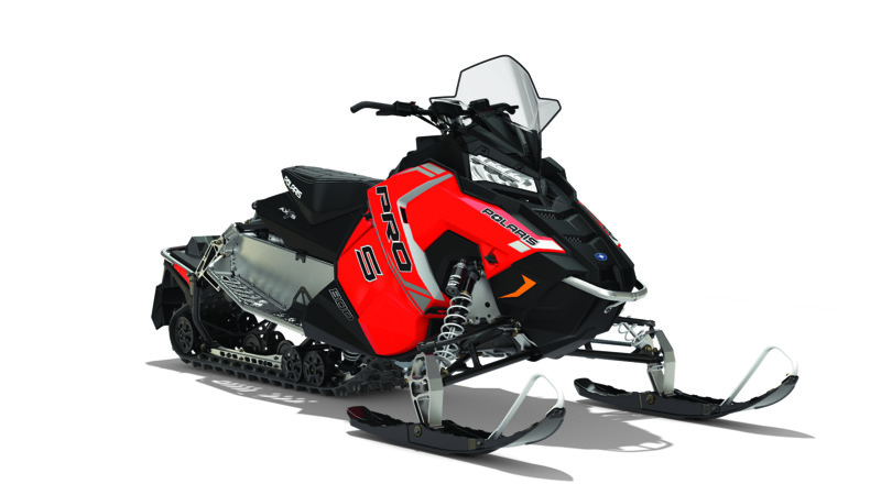 2018 Polaris 800 Switchback PRO-S in Pittsfield, Massachusetts