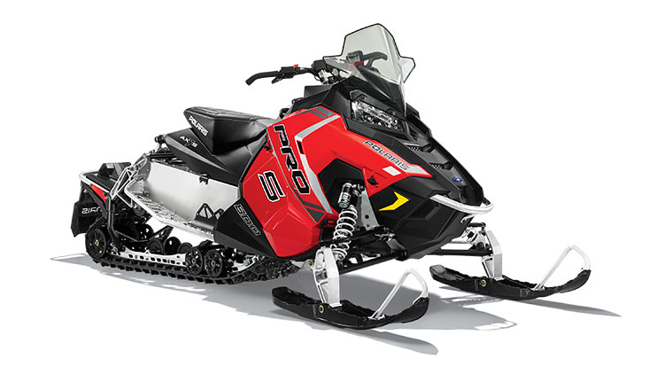 2018 Polaris 800 Switchback PRO-S ES in Pittsfield, Massachusetts