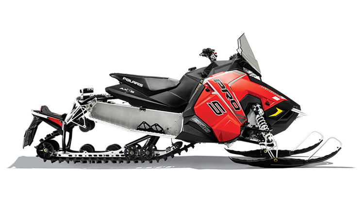 2018 Polaris 800 Switchback PRO-S ES in Littleton, New Hampshire