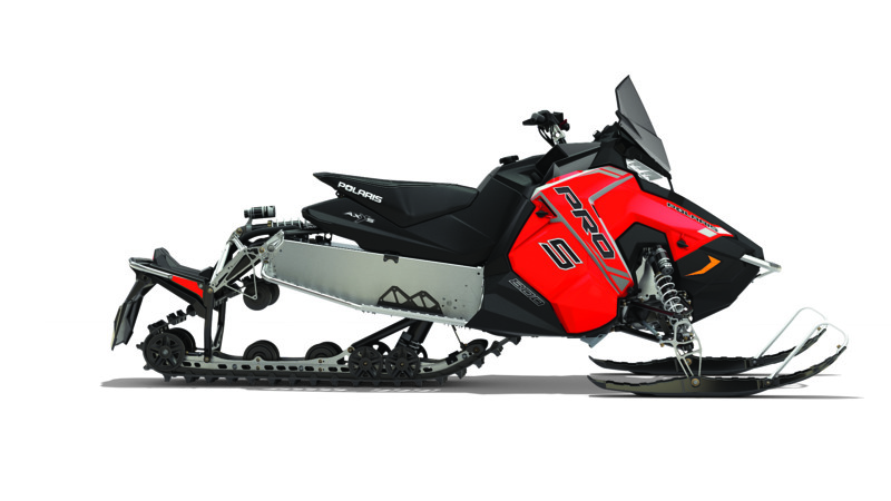 2018 Polaris 800 Switchback PRO-S ES in Hancock, Wisconsin