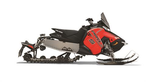 2018 Polaris 800 Switchback PRO-S ES in Baldwin, Michigan