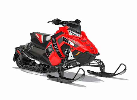 2018 Polaris 800 Switchback PRO-S SnowCheck Select in Cochranville, Pennsylvania