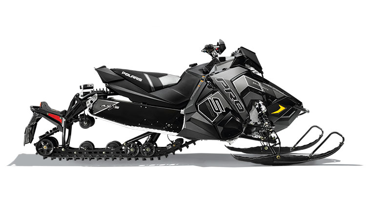 2018 Polaris 800 Switchback PRO-S SnowCheck Select in Littleton, New Hampshire