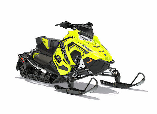 2018 Polaris 800 Switchback PRO-S SnowCheck Select in Sumter, South Carolina