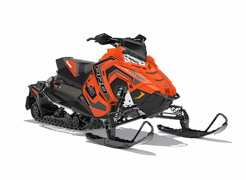 2018 Polaris 800 Switchback PRO-S SnowCheck Select in Brighton, Michigan