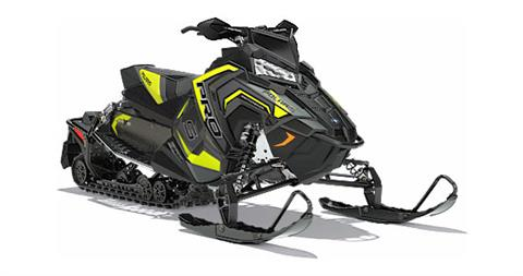2018 Polaris 800 Switchback PRO-S SnowCheck Select in Portland, Oregon