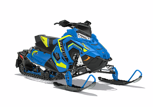 2018 Polaris 800 Switchback PRO-S SnowCheck Select in Baldwin, Michigan