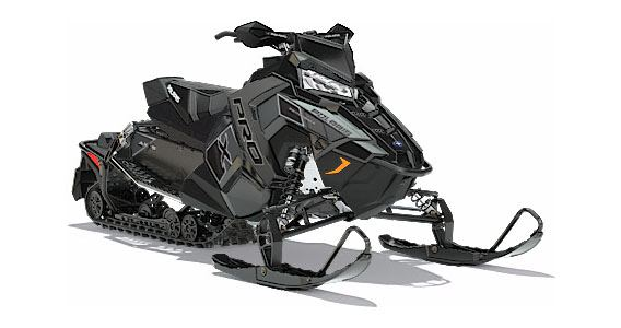 2018 Polaris 800 Switchback PRO-X SnowCheck Select in Sumter, South Carolina