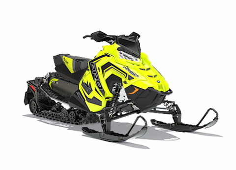 2018 Polaris 800 Switchback PRO-X SnowCheck Select in Mio, Michigan